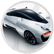 2014 Ssc Tuatara 2 Wide Round Beach Towel
