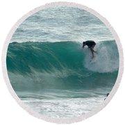 Australia - The Surfer Round Beach Towel