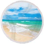 Beach Round Beach Towel