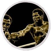 Muhammad Ali Collection Round Beach Towel