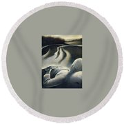 File7245 Andrew Wyeth Round Beach Towel