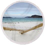 Vatersay Round Beach Towel