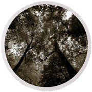 Tennessee Country Round Beach Towel
