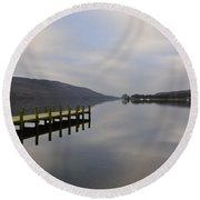 Coniston Water Round Beach Towel