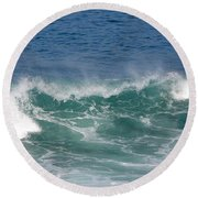 La Jolla Cove Round Beach Towel