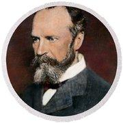 William James, 1842-1910 Round Beach Towel