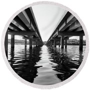 422 Bridge Round Beach Towel