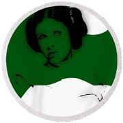 Star Wars Princess Leia Collection Round Beach Towel