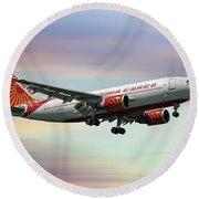 Air India Cargo Airbus A310-304 Round Beach Towel
