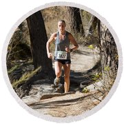 Pikes Peak Road Runners Fall Series IIi Race Round Beach Towel