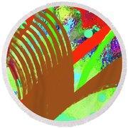 8-27-2015cabcdefghijklmnopqrtuv Round Beach Towel