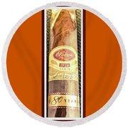 Serie 1926 Padron Cigar  Round Beach Towel