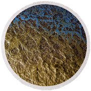 Abstract Artography 560004 Round Beach Towel