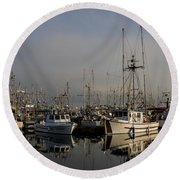 Ae Viking Round Beach Towel