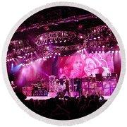 Aerosmith-00005 Round Beach Towel