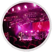 Aerosmith-00194 Round Beach Towel