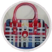 Affordable Burberry Round Beach Towel