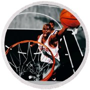 Air Jordan Above The Rim Round Beach Towel