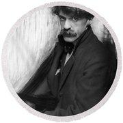 Alfred Stieglitz (1864-1946) Round Beach Towel