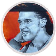 Ali B Round Beach Towel