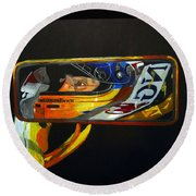 Alonso Round Beach Towel