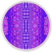 Altered Perceptions 3 Round Beach Towel