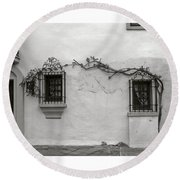 Andalucia Wall Round Beach Towel