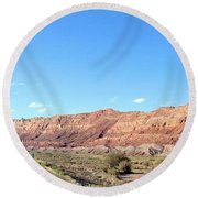 Arizona 17 Round Beach Towel