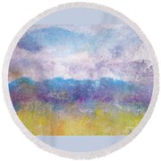 Arizona Impressions Round Beach Towel