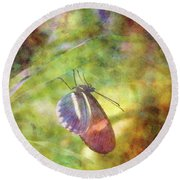At Rest 8196 Idp_2 Round Beach Towel