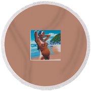 Baby Round Beach Towel