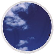 Bahia Round Beach Towel