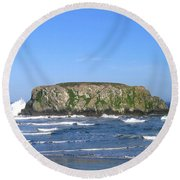 Bandon 12 Round Beach Towel