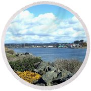 Bandon 2 Round Beach Towel