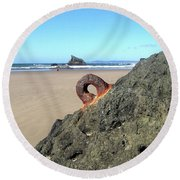 Bandon 34 Round Beach Towel