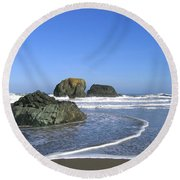 Bandon 5 Round Beach Towel