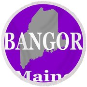 Bangor Maine State City And Town Pride T Shirt For Sale By Keith Webber Jr