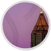 Bank Of America Round Beach Towel