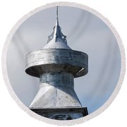 Barn Cupola Round Beach Towel