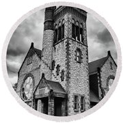 Batavia Baptist Church 2161 Round Beach Towel