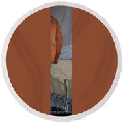 Bather Round Beach Towel