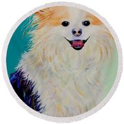 Baxter Round Beach Towel