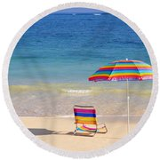 Beach Chair Round Beach Towel