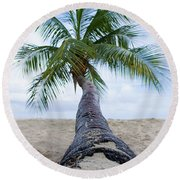 Beach Coco Round Beach Towel