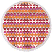 Beaumont Round Beach Towel
