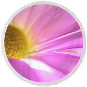 Beautiful Dreamer Round Beach Towel