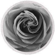 Beauty Of The Rose Ill Round Beach Towel