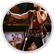 Billy Idol 90-2266 Round Beach Towel