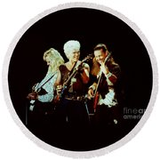 Billy Idol 90-2294 Round Beach Towel