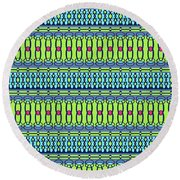 Bling2 Round Beach Towel
